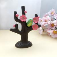 데꼴 미니어처 딸기에디션 한정판(매화나무새)