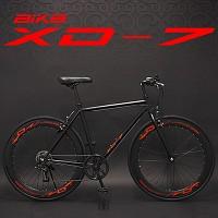 2015년 XD-7 시마노 7단 하이브리드 자전거