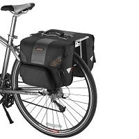 자전거 시티/여행용 페니어 가방 - 자전거 짐받이 렉 패니어 케리어 가방 IB-BA16