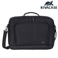 17.3형 노트북 가방 RIVACASE 8451 (태블릿PC & 액세서리 수납 공간 / 여행용 캐리어 장착 가능)