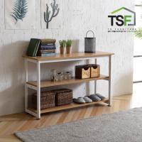 TS-05 슬림테이블1200 set(기본형+추가선반) 슬림식탁 사이드테이블 슬림선반