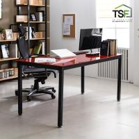 TS-04 강화유리책상 1200x800