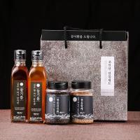 [우리농산] 참기름 들기름 종합 감사선물세트