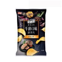카디나 포테이토 프라이 스테이크82g/봉지과자 감자칩