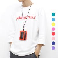 [DICUBO]목걸이 실용적인 지퍼 카드 지갑 TP-10470