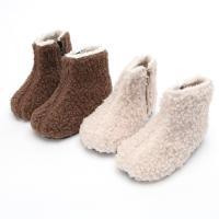 라스텔라 구름빵 뽀글이 유아 아동 방한 부츠 신발