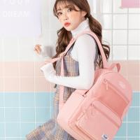 [데이라이프] 레이어 백팩 (올 핑크) 2020년 ver