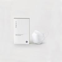 생활도감 화이트 소형 황사마스크 KF80 (30개입)