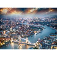 1000피스 직소퍼즐 런던 브릿지 야경 HP1047