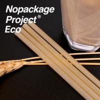 NPE 먹을 수 있는 식용 쌀 RICE 빨대 STRAW