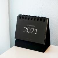 2021 무드 블랙 캘린더 XS