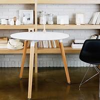 [썸바이썸] 메토 원형 테이블(80cm)