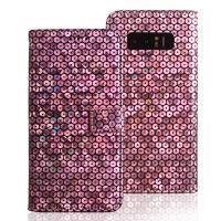큐빅 스팽글 다이어리케이스(LG V50S)