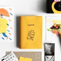 트래블러 여권 케이스 - CARRIER