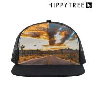 [히피트리] Hidden Valley Hat - Black