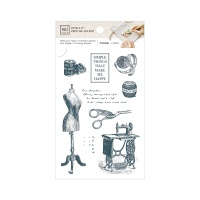 Miccudo 프린팅 스티커 (2. Sewing)