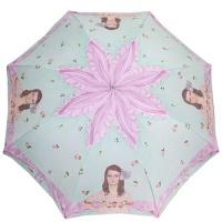 러플소녀 UV코팅 양산