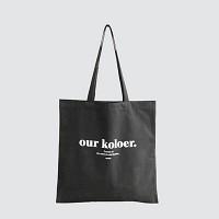 Market bag-Charcoal