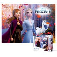 500피스 직소퍼즐 - 겨울왕국 2 미지의 세계로