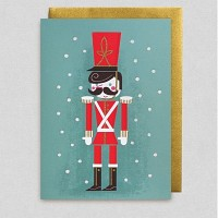 TIN SOLDIER CHRISTMAS CARD