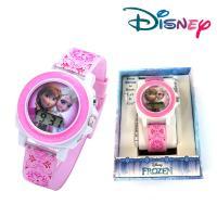 [Disney] 디즈니 겨울왕국 아동 전자 뮤직 손목시계 (FZN3587)