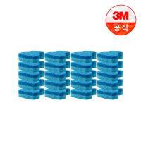 [3M]크린스틱 더블액션 변기청소 리필 20입