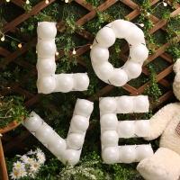 LOVE 프레임 풍선세트(화이트)
