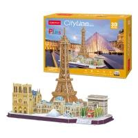 3D퍼즐 시티라인 파리