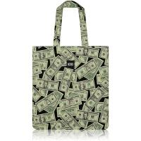 [랜덤으로 하나더] nother Dollar Bills Flat Tote Bag / 나더 달러 패턴 플랫 토트백