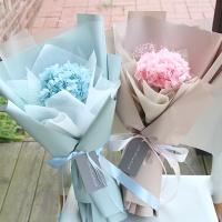 프리저브드수국꽃다발