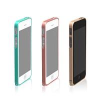 [정품]크로스라인 에어크레프트 알루미늄 아이폰5/5s 케이스/0.7mm초슬림 범퍼케이스