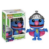 펀코 피규어 세서미스트리트_Super Grover (4890)/그로버