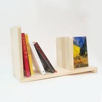 심플리 원목 북앤드책꽂이 WDA01 원목 책칸막이