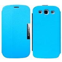 갤럭시S3 LICHEE (블루, 스탠드타입 가죽케이스,3G/LTE겸용)
