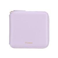 Fennec Zipper Wallet 015 Light Violet