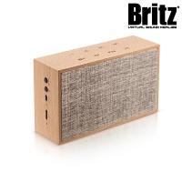 브리츠 리얼 원목 블루투스 스피커 BA-FU1 (블루투스 4.0 / FM라디오 / AUX단자지원)