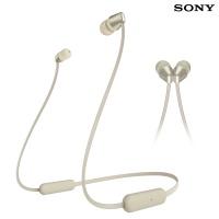 [소니e] WI-C310 / 초경량 넥타입 무선 이어폰 (골드)