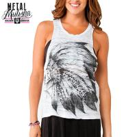 THE VISION TANK TOP (WHITE)