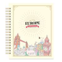 마이 로맨틱 유럽 스티커 컬러링북