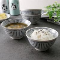 일본식기 블루레인 공기와 대접