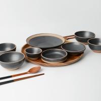 한국도자기그릇 담다수 2인 A 식기세트 8P