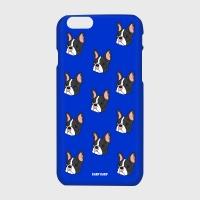 [어프어프] 하드케이스 Dot terrier-blue
