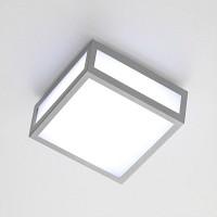 [바이빔][LED] 브릭 현관등-그레이