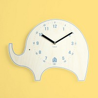 [BEZIT] ELEPHANT Wall Clock(무소음 벽시계)