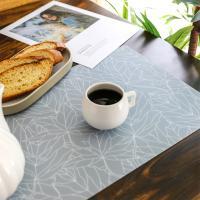 [원더스토어] 방수 TPU 테이블 식탁 매트 트로피칼