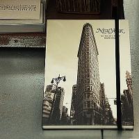 만년 뉴욕 포토 빈티지 다이어리 - 플랫 아이언