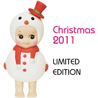 소니엔젤 크리스마스 Xmas version 2011 구성리뉴얼특별한정판! (3종중 단품랜덤 1개)