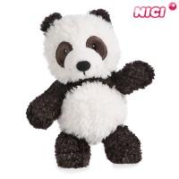 [NICI]니키 판다 야부 15cm 댕글링-41081