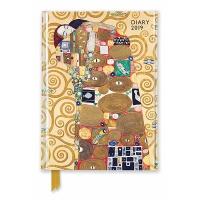 2019 다이어리 Gustav Klimt - Fulfilment