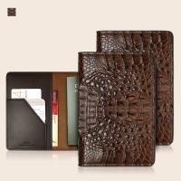 MP_쏠레(카이만브라운)_여권지갑 여권케이스 여행용품